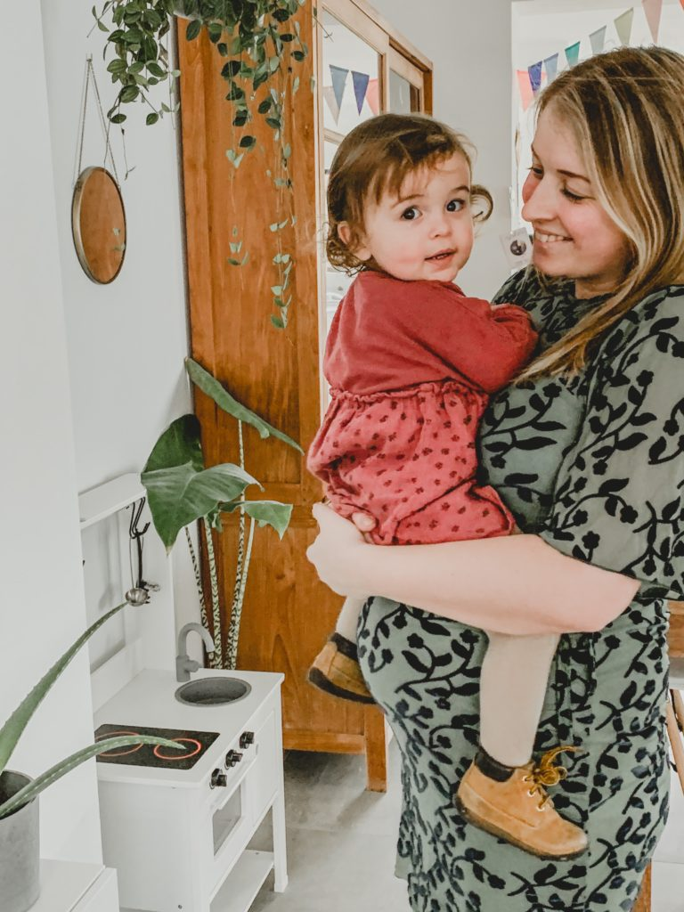 Billie en de mama